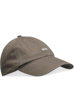WoodWood Man Kepsar - Low Profile Cap Accessories Headwear Caps
