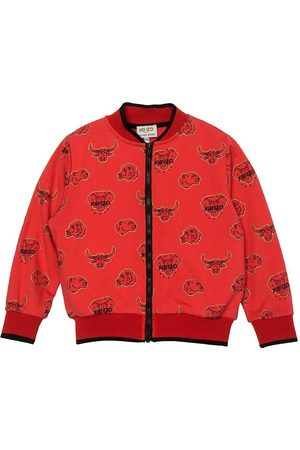 Kenzo Cardigans - Cardigan - Exclusive Edition - Bright Red/ m. s