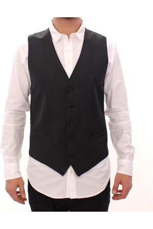 Dolce & Gabbana Man Västar - Single Breasted Vest