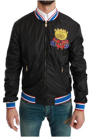 Dolce & Gabbana Man Bomberjackor - Year OF THE PIG Bomber Jacket