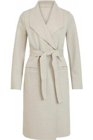 VILA Kvinna Vinterkappor - Vijuice Coat