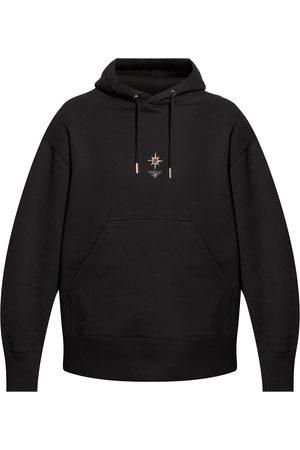 Givenchy Appliquéd hoodie