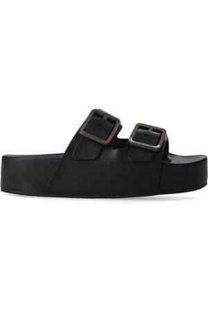 Balenciaga Mallorca platform sandals