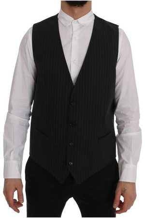 Dolce & Gabbana Staff Striped Vest