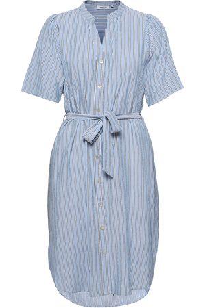 Moss Copenhagen Kvinna Casual klänningar - Makita Beach Shirt Dress Aop Dresses Everyday Dresses