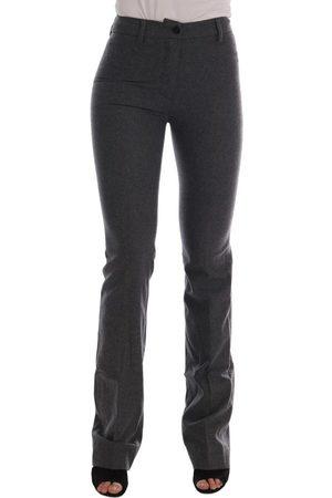 ERMANNO SCERVINO Wool Stretch Slim Pants