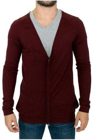 Costume National Zipper cardigan sweater