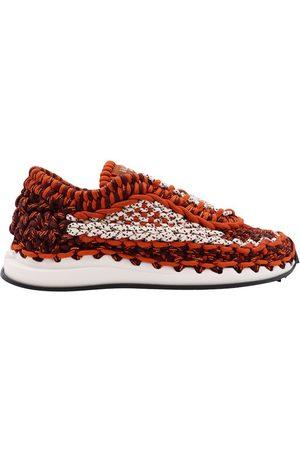 VALENTINO Man Sneakers - Crochet sneakers