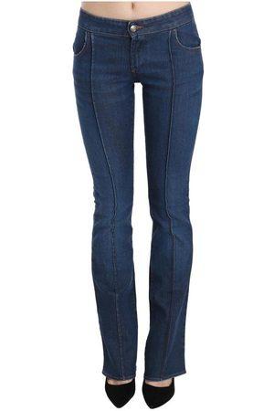 Roberto Cavalli Low Waist Boot Cut Jeans