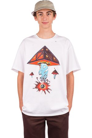 Huf Man Kortärmade - Doomsday TT T-Shirt white