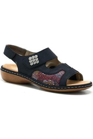 Rieker Pazifik Flower Sandals