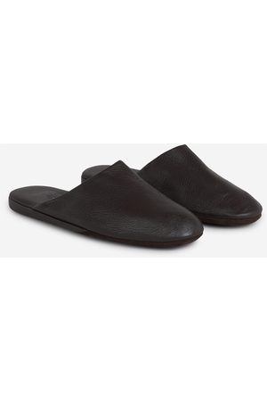 Santa Eulalia Man Tofflor - Leather Slippers