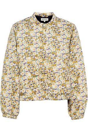 Lollys Laundry Kvinna Sommarjackor - Mason Jacket Sommarjacka Tunn Jacka Multi/mönstrad