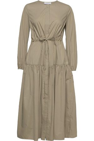 Ivy & Oak Kvinna Casual klänningar - Corded Shirt Dress Midi Lenght Dresses Shirt Dresses