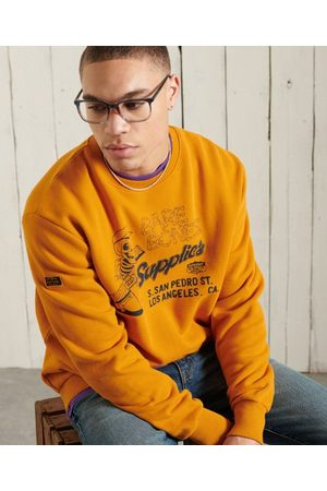 Superdry Man Sweatshirts - Workwear rundhalsad sweatshirt