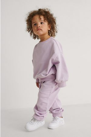 KIDS by NA-KD Organiska Basic Sweatpants