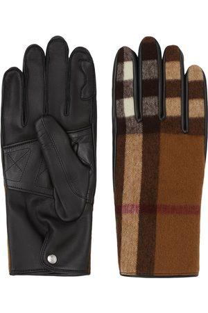 Burberry Rutiga handskar