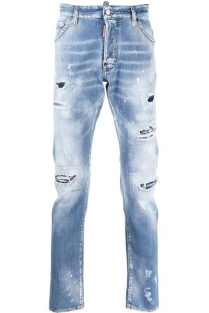 Dsquared2 Man Straight - Straight-jeans