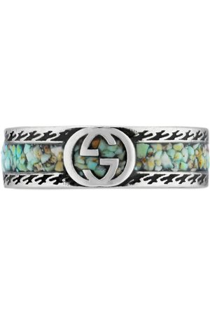 Gucci Ringar - Ring with Interlocking G
