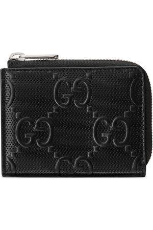 Gucci Man Plånböcker - GG embossed mini wallet