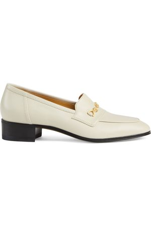 Gucci Kvinna Loafers - Women's loafer with Horsebit