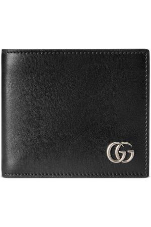 Gucci Man Plånböcker - GG Marmont leather bi-fold wallet