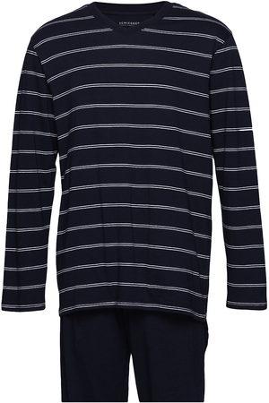 Schiesser Man Pyjamas - Pyjama Long Pyjamas