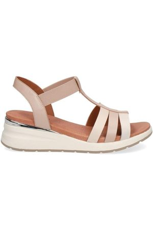 Caprice Casual Wedge Sandals