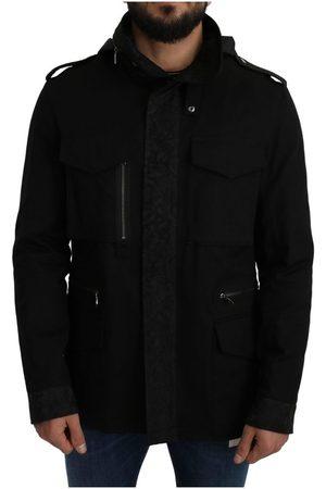 Dolce & Gabbana Solid Jacquard Jacket