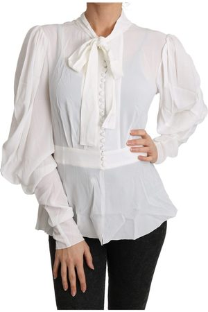 Dolce & Gabbana Long Sleeves Top