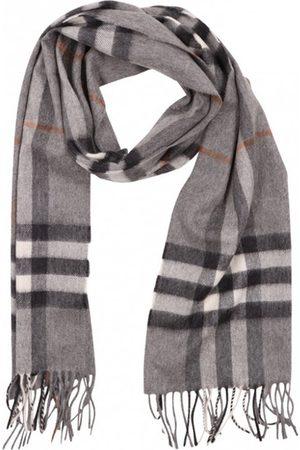 Burberry Sjalar - Check cashmere scarf