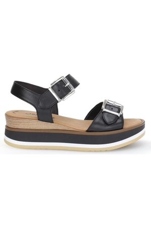 Gabor Kvinna Högklackade sandaler - Wedges Sandals