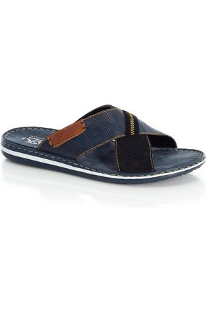 Rieker Man Tofflor - Pacific Sherry Casual Flat Slippers