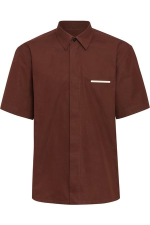 Jil Sander Man Kortärmade skjortor - Shirt