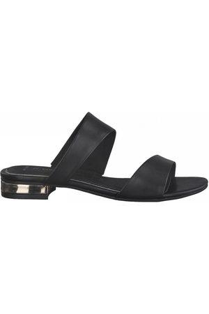Marco Tozzi Kvinna Tofflor - Casual Low Heel Slippers