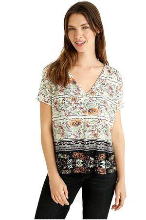 Desigual Kvinna T-shirts - T-shirt