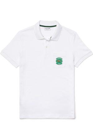 Lacoste Regular Fit Pique Pocket Polo