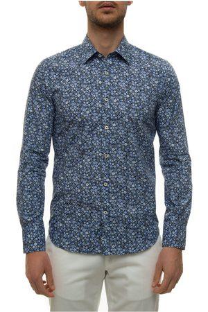 CANALI Man Casual skjortor - Casual shirt