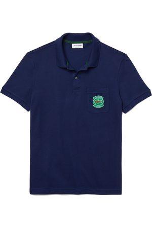 Lacoste Kvinna Pikétröjor - Regular Fit Pique Pocket Polo Shirt