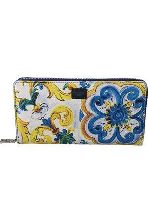 Dolce & Gabbana Man Plånböcker - Majolica Dauphine Continental Clutch Wallet
