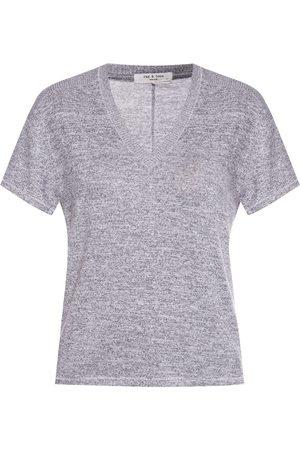 RAG&BONE Kvinna T-shirts - V-neck T-shirt