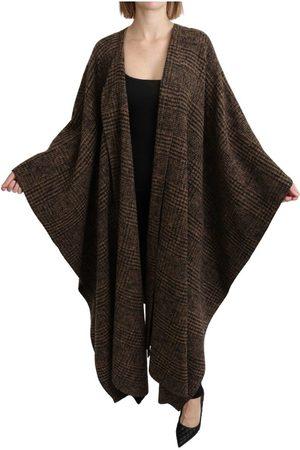 Dolce & Gabbana Kvinna Vinterkappor - Coat Wool