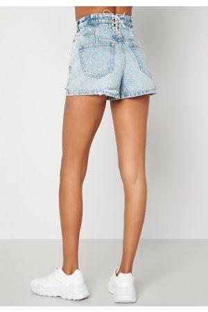Miss Sixty JJ3340 Shorts Light Blue 24