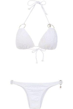 AMIR SLAMA Kvinna Bikinis - Bikini med metalldetaljer