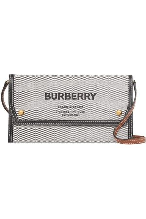 Burberry Kvinna Mobilskal - Horseferry-print phone holder