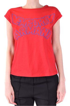 Emporio Armani Kvinna T-shirts - T-shirt