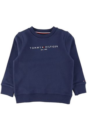 Tommy Hilfiger Sweatshirts - Sweatshirt - Essential - Organic - Twilight Marin