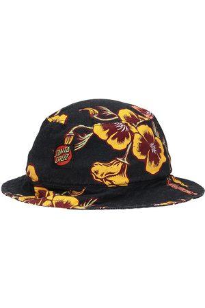 Santa Cruz Poppy Bucket Hat poppy print