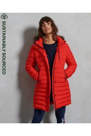 Superdry Kvinna Vinterjackor - Super Fuji jacka
