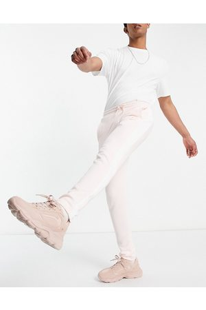 PUMA – Summer Luxe T7 – träningsbyxor-Pink